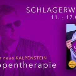 """Schlagerwoche zu Friedrich Kalpensteins: """"Gruppentherapie"""""""