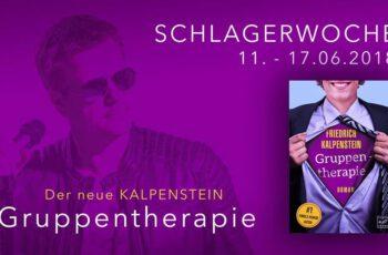 """Schlagerwoche zu Friedrich Kalpensteins: """"Gruppentherapie"""" 2"""