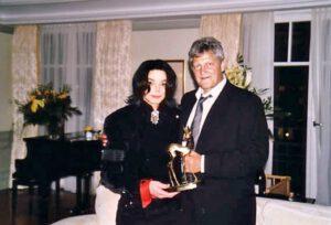 """25. August, 20.15 Uhr: """"MEIN FREUND MICHAEL"""" - Der King of Pop wird 60"""