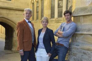 """Heute, 20.15 Uhr: Herzkino im ZDF: """"Ein Sommer in Oxford"""""""