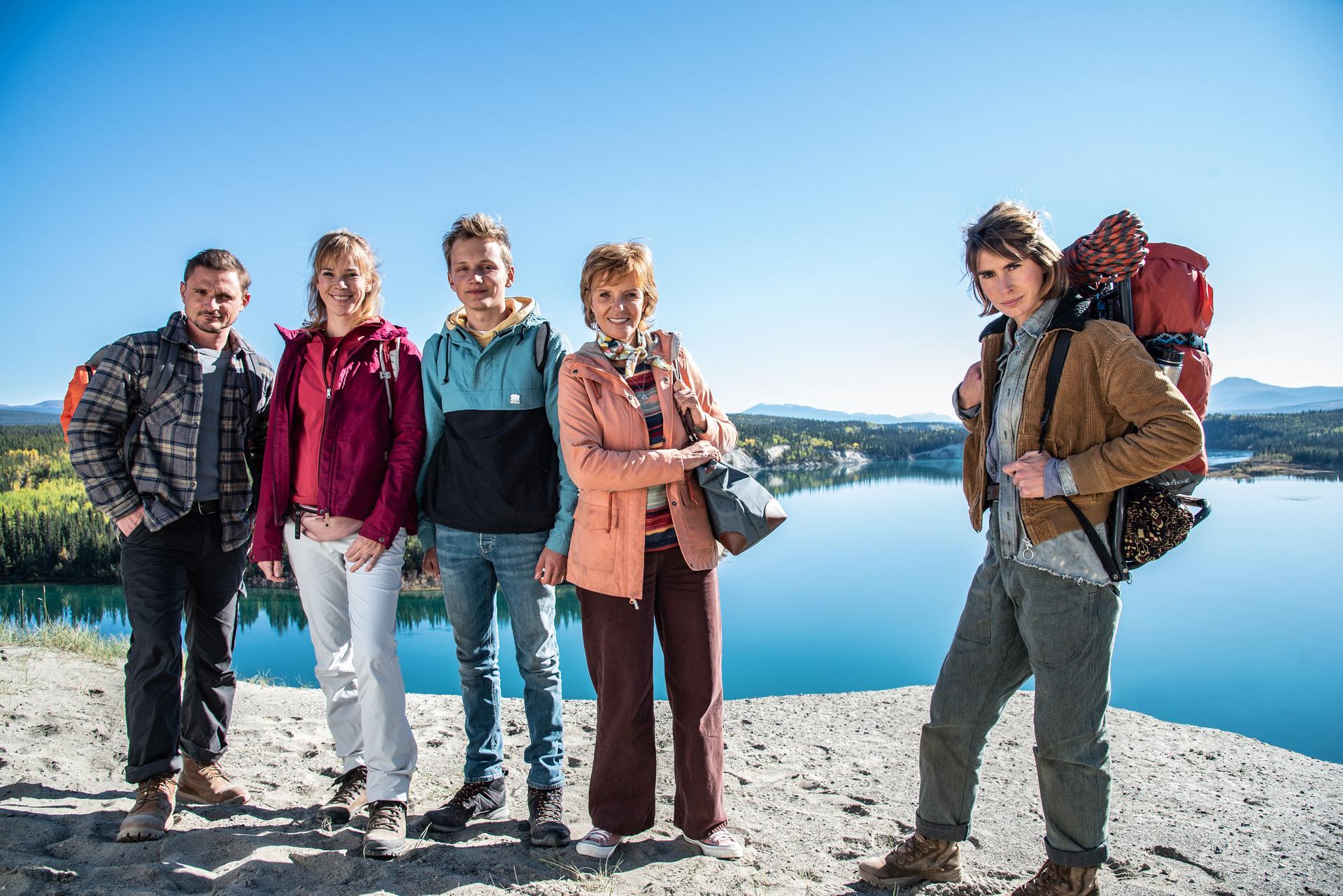 """Yukon – Ruf der Wildnis ZDF-Herzkino, 20.15 Uhr: """"Fluss des Lebens: Yukon – Ruf der Wildnis"""""""