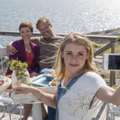 """kochbuch der liebe ZDF, 20:15 Uhr: """"Inga Lindström: Kochbuch der Liebe"""""""