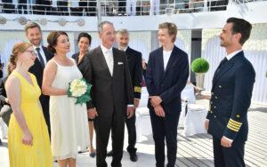 """""""Kreuzfahrt ins Glück - Hochzeitsreise an die Ostsee"""""""