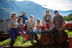 """ZDF-Herzkino, 20.15 Uhr: """"Ein Sommer in Südtirol"""""""